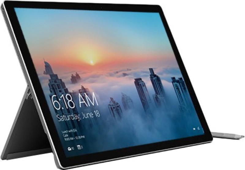 Microsoft Surface Pro 4 Core i5 6th Gen - (4 GB/128 GB SSD/Windows 10 Pro) 1724 2 in 1 Laptop(31.242 cm, SIlver, 0.78 kg)