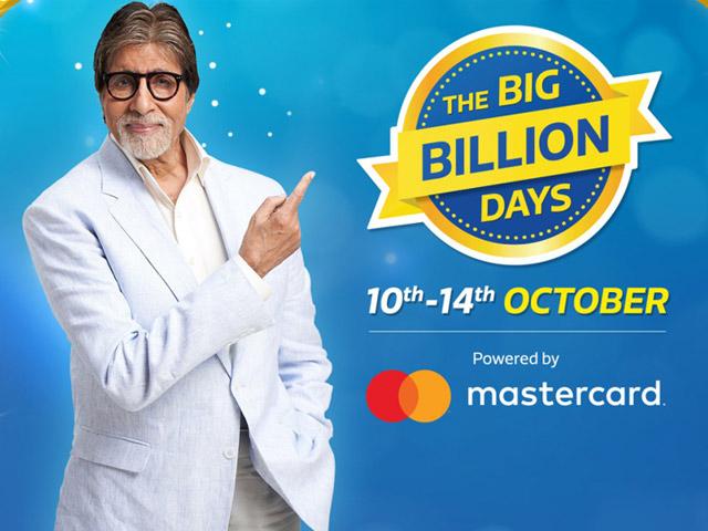 Flipkart Big Billion Days Amitabh Bacchan